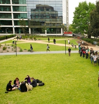 caulfield campus building h